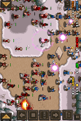 Screenshot Pocket Warfare LiteB