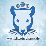 Exoticchams Frostfutterhändler